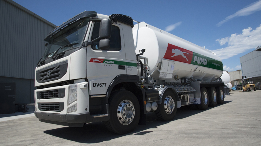 Rigid Mounted Road Tanker