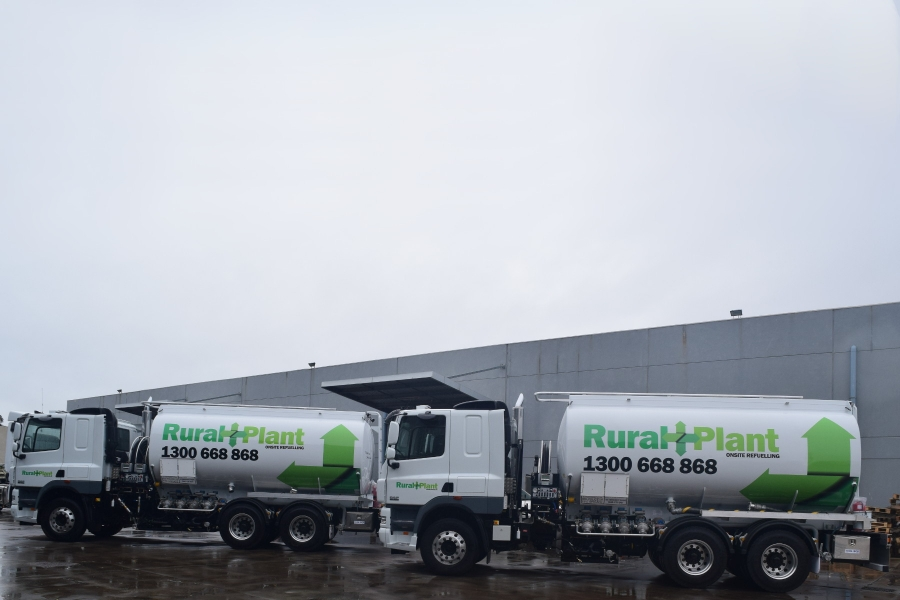 Rural & Plant Rigid Mounted Tankers