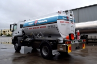 West Tankers Rigid Mounted Tanker