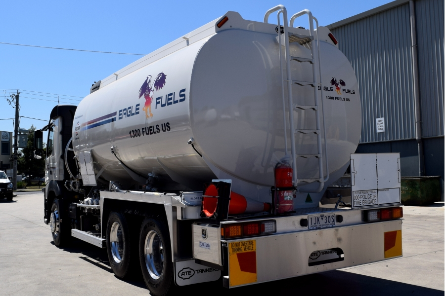 Rigid Mounted Tanker